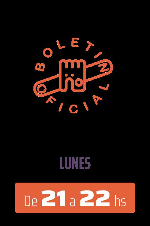 Boletín No Ofical 2021