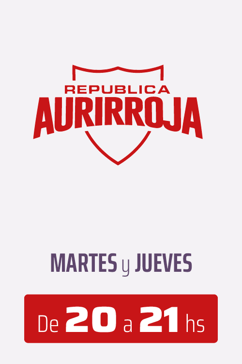 República Aurirroja 2021